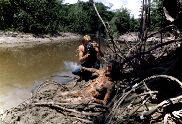 ... better, he swears real people were killed to make CANNIBAL HOLOCAUST